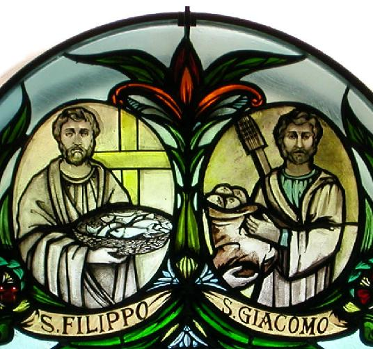 Santi Filippo e Giacomo dans immagini sacre